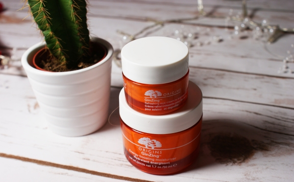 The Perfect Match | Origins GinZing Moisturiser & Eye Cream