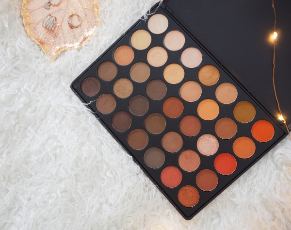 Morphe Brushes 35o Palette | Review & Swatches