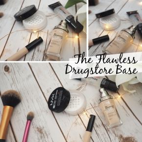 The Flawless Drugstore Base | Oily Skin